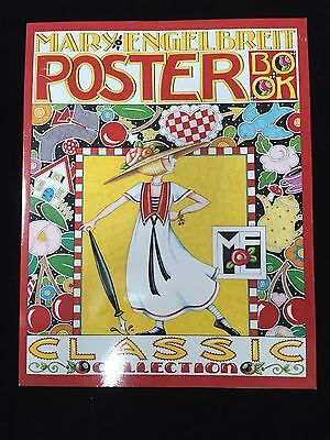 Mary Engelbreit Poster Book Classic Collection, Twelve 11X14 Posters (RF501)