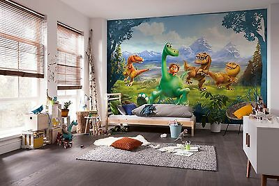 Wall Mural Photo Wallpaper THE GOOD DINOSAUR Baby Kids Room DECOR Disney 368x254