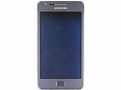 Samsung GT-I9105 Galaxy S2 Plus LCD Screen and Touch, blue