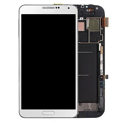 Samsung Galaxy Note 3 (N9005) LCD Screen and Touch, white