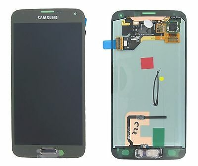 Samsung SM-G800F Galaxy S5 Mini LCD and touch panel repair kit, gold