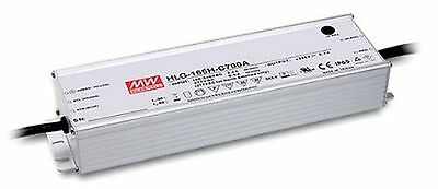 185W single output constant current LED power supply 700mA 143-286V