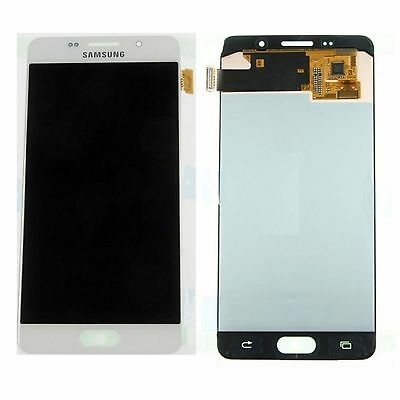 Samsung SM-A510F Galaxy A5 2016 LCD and touch panel repair kit, white