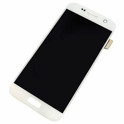 Samsung SM-G930 Galaxy S7 LCD and touch panel repair kit, white