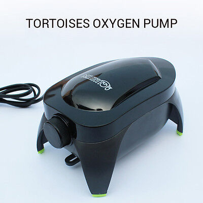 High Power Ultra Silent Aquarium Air Pump Fish Tank Oxygen Breathe Water Pump