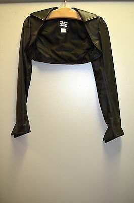 North Bound Leather Bolero gr xs Style 6334 made in Canada Pos 73