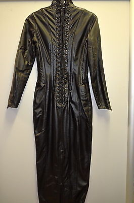 North Bound Leather Dress gr M Style 6181 made in Canada Pos 70