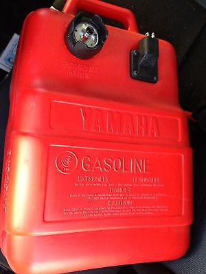 Yamaha outboard motor / boat  fuel tank with guage 25 litre