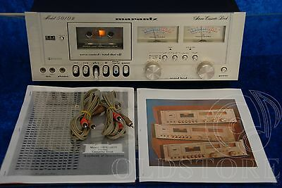 ►Marantz 5010◄ Tape Deck 2 Head Piastra Cassette 1978 Old School Vintage Top !!