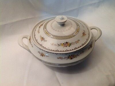 Royal Doulton Hamilton Covered Vegetable Serving Bowl