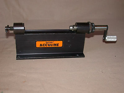Lyman 7862130 Special 50 BMG Accu Trimmer With Pilot  - Case Trimmer
