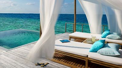 Maldives 10 Nights Hotel Stays Selection 5* Deluxe 2 Adults Offer
