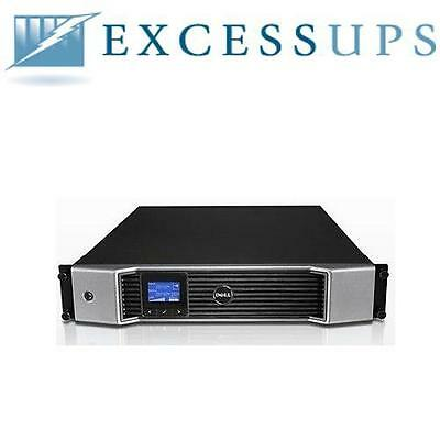 Dell 3000Va / 2700W Rackmount Ups H945N With Brand New Batteries