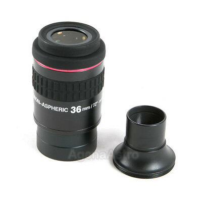 "Baader 1.25"" / 2""  Hyperion Aspheric 36mm Eyepiece # HYP-36 2454636"