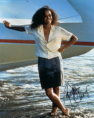 Rae Dawn Chong - Cindy - Commando - Signed Autograph REPRINT