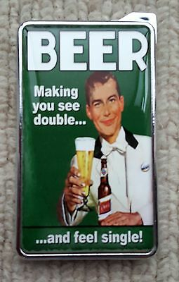 Lighter BEER Design Lighter Collectable Brand New Funny Humour