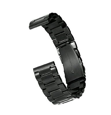 Moto 360 2nd Gen Watch Band Strap 20mm Width Stainless Steel Adjustbable