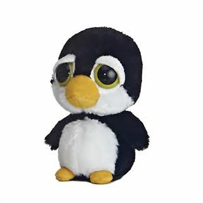"Aurora Dreamy Eyes 5"" Christmas Penguin with Sound"
