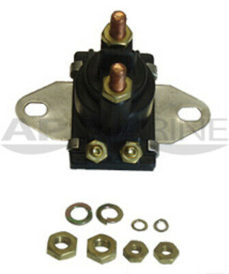 Mercury/Mercruiser Solenoid, O/B Starters & PTT Motors Isolated Base 89-96054T