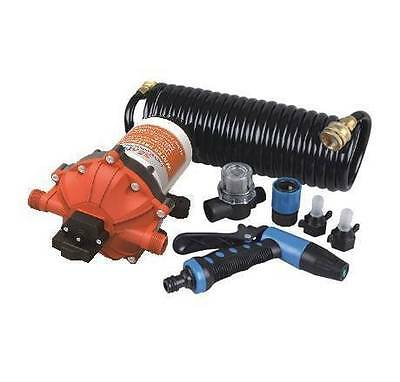 Seaflo Wash Down Kit 5.0GPM 12V - 3 Years Warranty!!