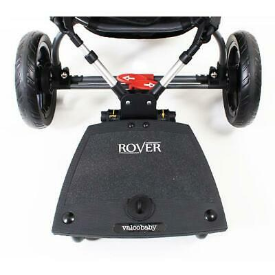 Valco Baby Rover Rider Toddler Standing Board with Seat for Stroller and Pram