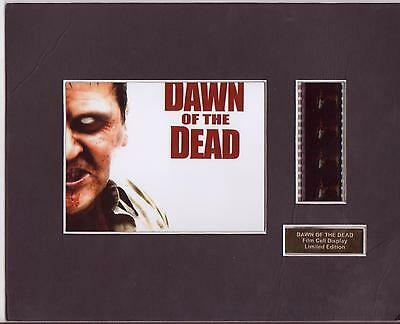 Dawn Of The Dead Film Cell Display  Limited Edition