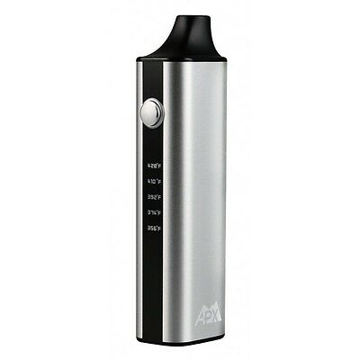Pulsar  Apx Portable Vaporizer - Silver - Dry Herb / Wax / Oil - Free Uk P&p