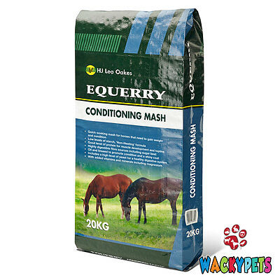 SPECIAL OFFER: Equerry Conditioning Mash 20kg Horse / Pony Food (EQR006)