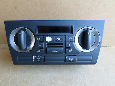 Audi A3 8P Heater Panel Climate Control A/C Air Conditioning 8P0820043F 2004-08