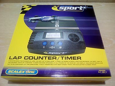 Scalextric Sport Digital Electronic Lap Counter Timer Excellent Condition C8215