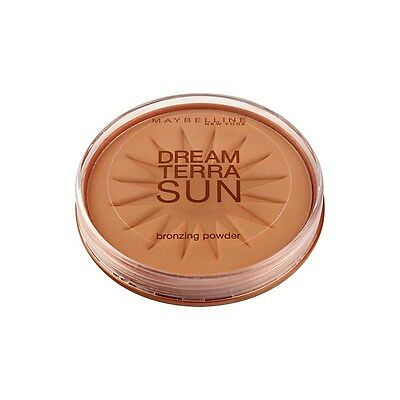 Maybelline Dream Terra Sun Bronzing Powder 02 Golden New