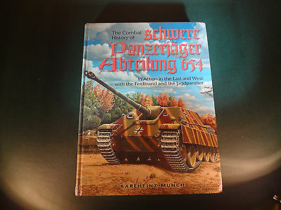 Schwere Panzerjager Abteilung 654 in Action East & West J.J.Fedorowicz Pub.