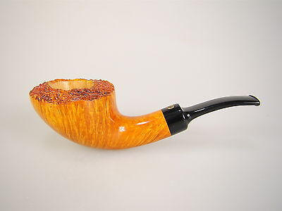 Poul Winslow Pfeife Crown of Denmark Collector Freehand Handmade 9mm #232