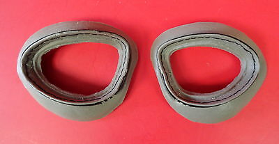 An-6530/ B-7 Flying Goggles Two Piece Replacement Face Cushions