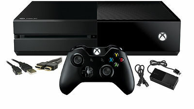 Microsoft XBox One 1TB Console – Includes HDMI Cable,Controller, Power Source