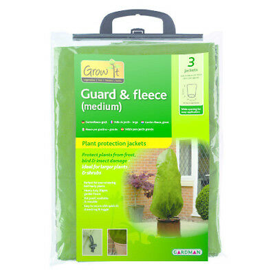 Gardman Guard and Fleece Medium 3 Pack Winter Proctection