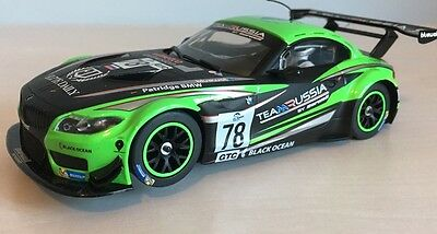 Scalextric BMW Z4 GT3 C3624 New Unboxed