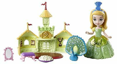 NEW Disney Sofia the First Amber and Peacock Giftset