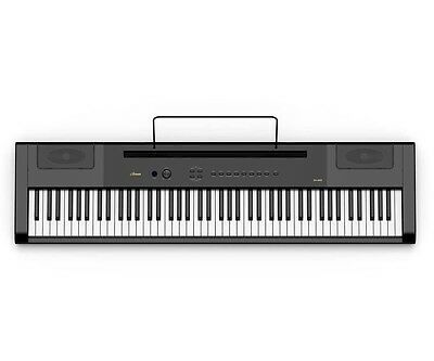 Artesia PA-88H Portable & Digital Piano with Matching Furniture Stand and Bench