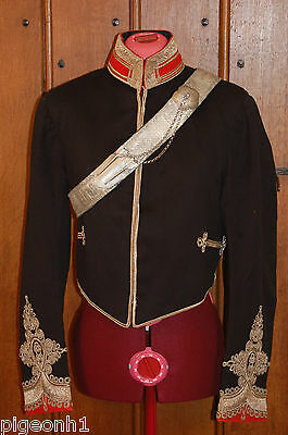 West Kent Yeomanry Cavalry Field Officers Stable Dress Jacket