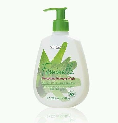2×Oriflame Feminelle Protecting Intimate Wash, 2×300ml New