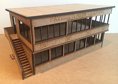 1/32 Scale Reims Gueux GP Building Scalextric Or Magnetic Racing