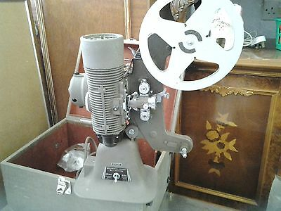 bell and howell vintage projector