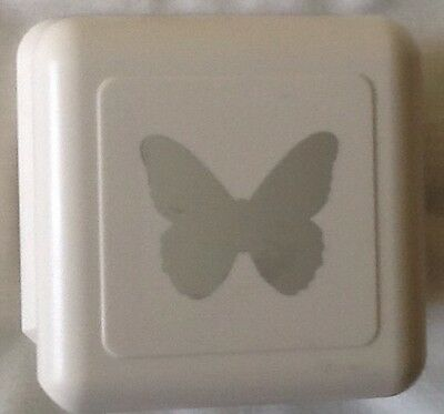 Martha Stewart Punch all over the page Butterfly craft Stamp