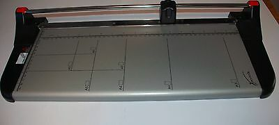 A3 Rotary Paper Trimmer by Jastek  4610 (hardly used) + Spare Head/Blade