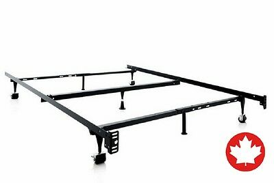 Sturdy Metal Bed Frame Discount Bedroom Furniture Twin Full Queen Sized Beds