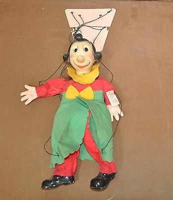 Vintage Gund Olive Oyl String Puppet King Features