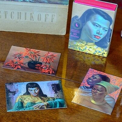 Tretchikoff : Limited Edition Post Card Set