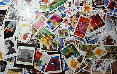 Canada Accumulation of MNH OG Canadian Postage $100 Face Value No Tax.