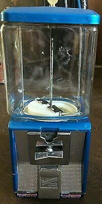 northwestern candy gumball vending route vintage machine
